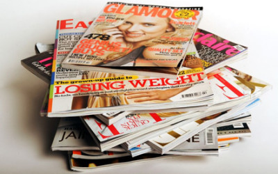 De-Clutter Your Magazines in Wall Street Journal