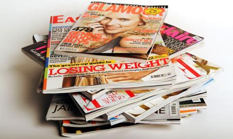 De-Clutter Your Magazines in Wall Street Journal