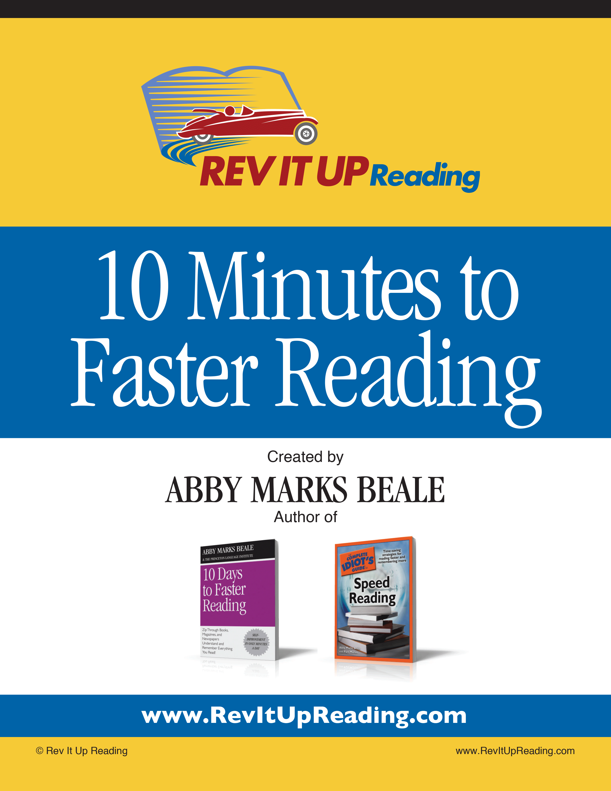 10 Minutes to Faster Reading