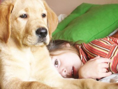 Dogs Boost Reading Speed